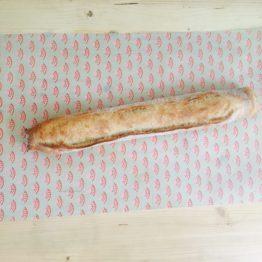 wrap baguette pastèque