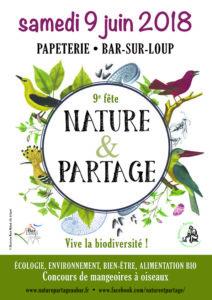 fête Nature & Partage 9 juin 2018