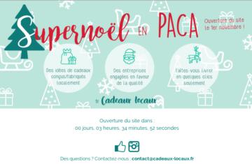 Cadeaux locaux PACA, bientôt en ligne !