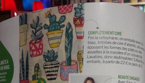Seen in Cosmopolitan