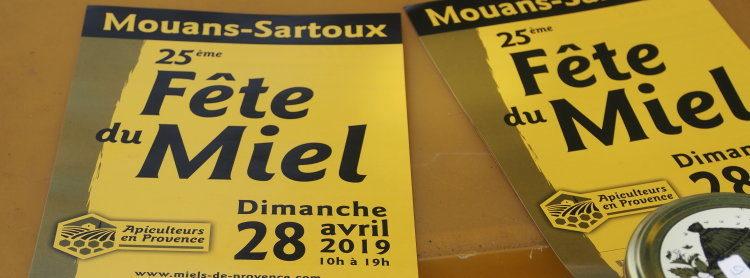 Fête du Miel Mouans-Sartoux