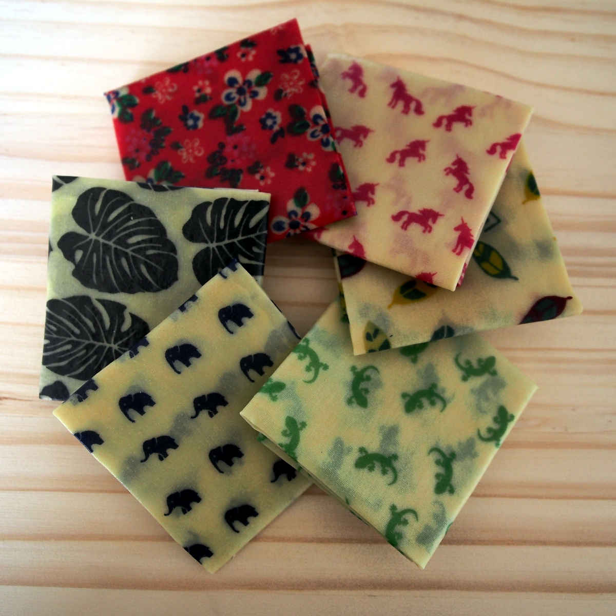 Bee's wrap - pack fruité