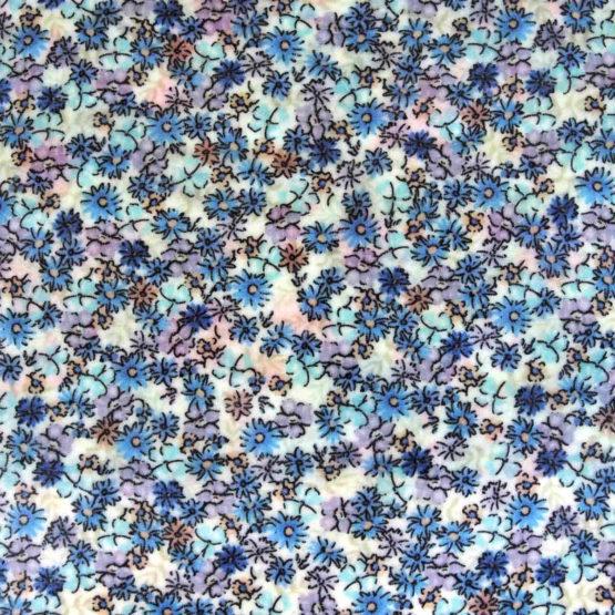 """Collection """"Fleurs des champs"""" - fleurs bleues"""