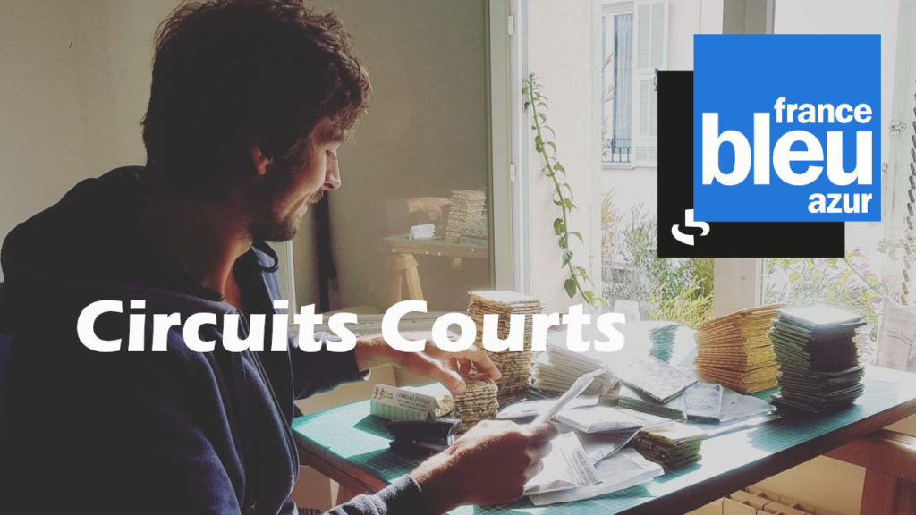 France Bleu : Circuit Court, L'Abeille qui emballe