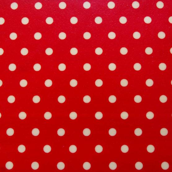 """Collection """"Geometric for magic"""" de beeswraps de L'abeille qui emballe - pois rouge"""